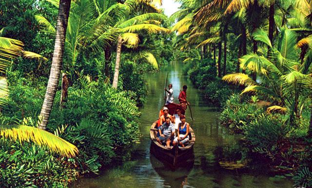 Индия. Путешествие Души – сказочная Керала