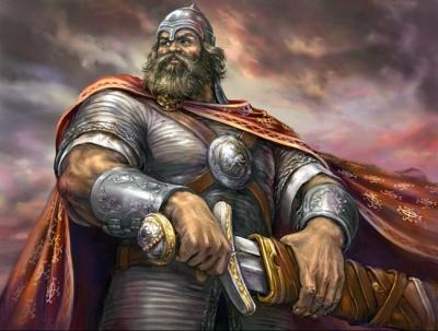 Мирих Эгрегорный Зороастризм. Воин Света