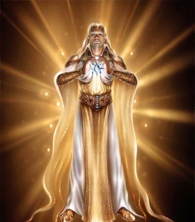 Мирих - Эгрегорный Зороастризм-воин Света-